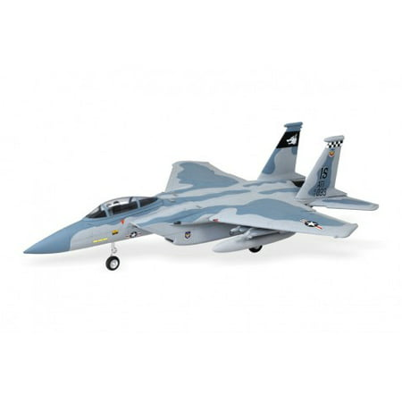 FMS 098P 64mm F15 Eagle V2 Plug-N-Play Fighter Jet