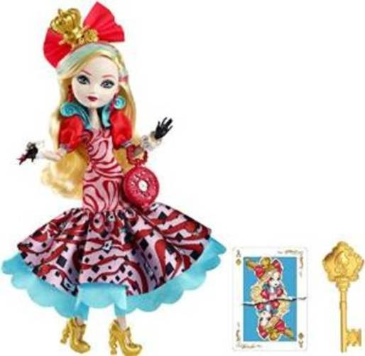 Ever After High Way Too Wonderland Apple White Doll by Ever After High