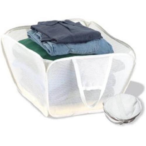 Bajer Design 5234 Ez Fold Laundry Basket - Pack of 6
