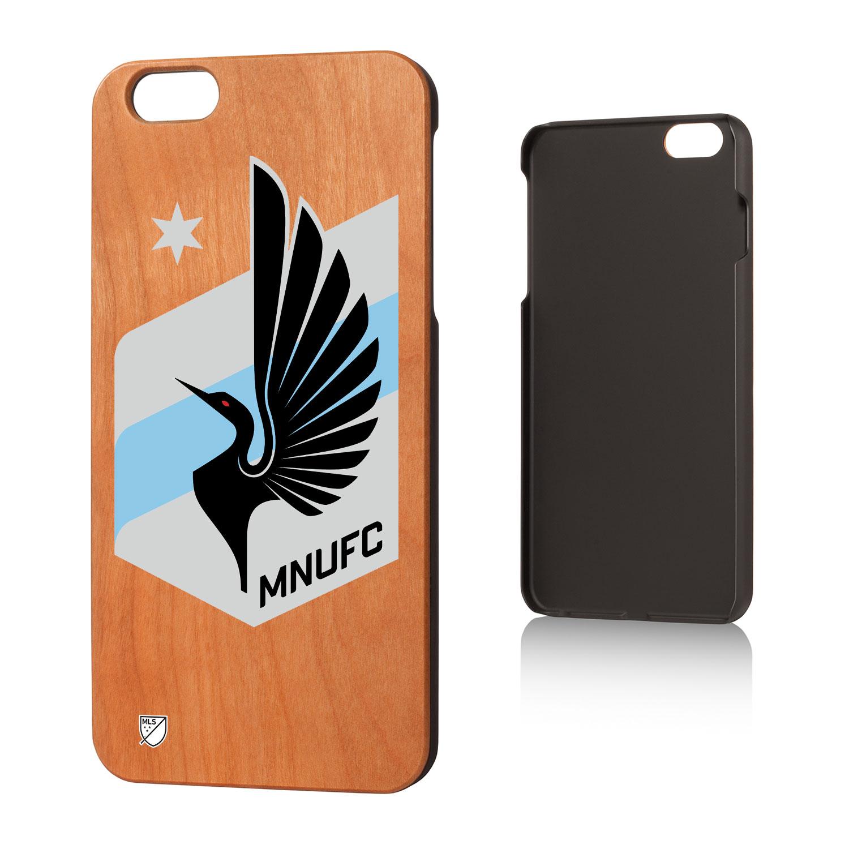 Minnesota United FC MNUFC Insignia Cherry Case for iPhone 6 Plus