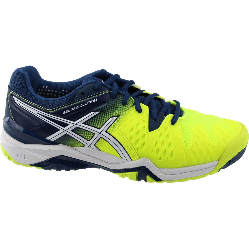 ASICS Asics Gel Resolution 6 Mens Tennis Shoe Size: 11.5