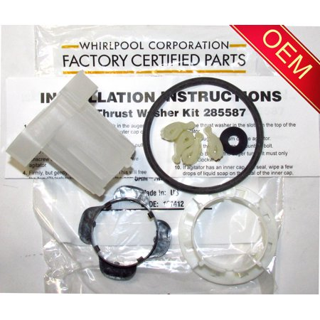 - 285811 Washer Agitator Cam Kit OEM