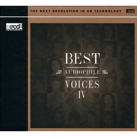 Best Audiophile Voices IV (Best Audiophile Voices Iii)