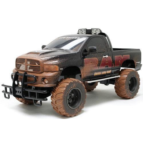 New Bright 1:6 Scale Mudslinger RC Dodge Ram