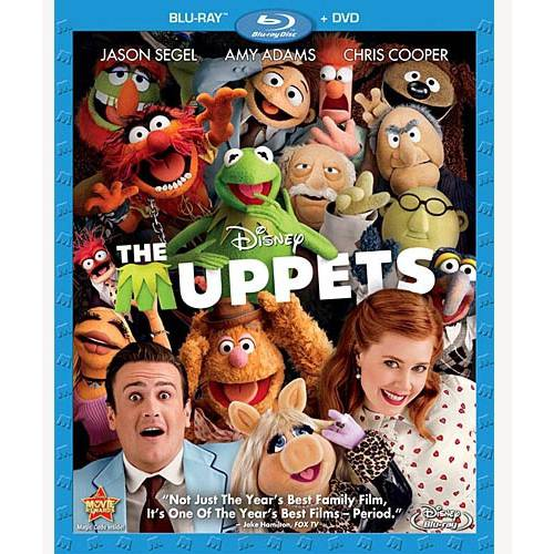 The Muppets (Blu-ray   DVD)