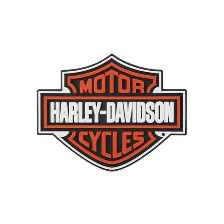 Harley-Davidson Bar & Shield Rubber Coaster Set HDL-18515, Harley Davidson (Custom Bar Coasters)