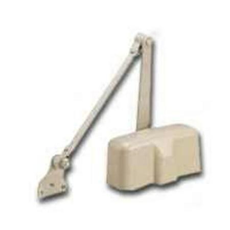 Prosource C101-BH-SA-IV Door Closer, 85 lb Weight Capacity