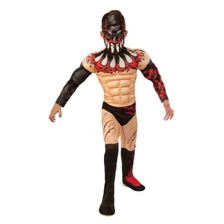 Florida Fan Halloween Costume (Halloween WWE Finn Balor Deluxe Child)
