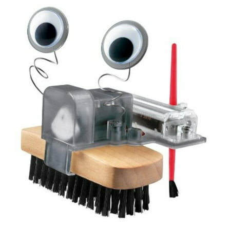4M Brush Robot Science Kit (Build Your Own Robot Kit)