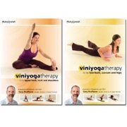 Viniyoga Therapy Complete Back Care (DVD)