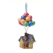 Disney 2019 Up House Sketchbook Christmas Ornament New with Tag