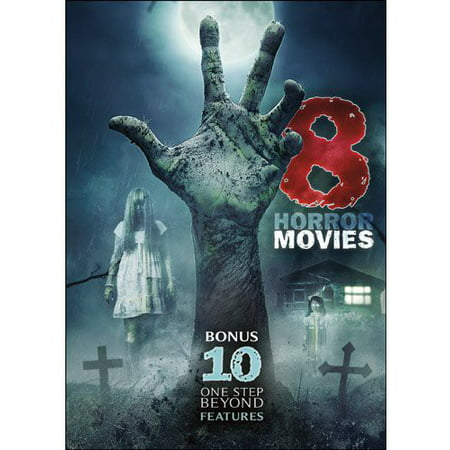 8 Horror Movies (DVD) - Funny Halloween Horror Movies