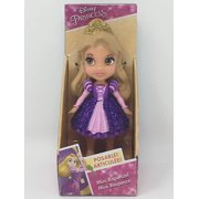 New version Disney Princess Mini Doll - Rapunzel Purple Dress