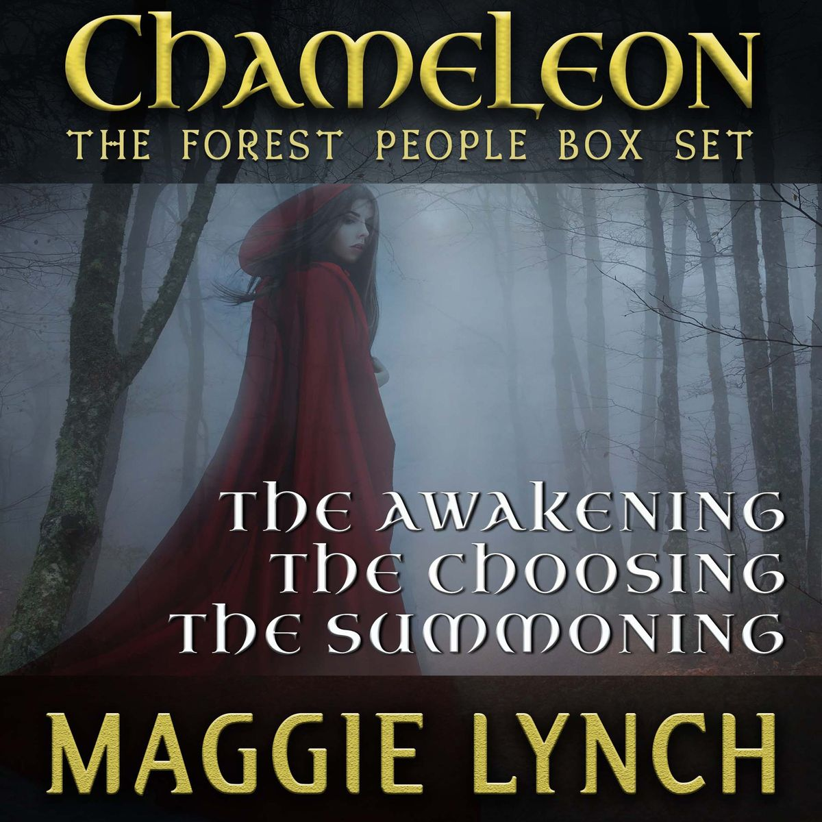 Forest People Trilogy. The - Audiobook