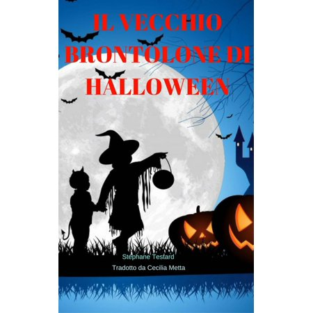 Il vecchio brontolone di Halloween - eBook - Flashcards De Halloween