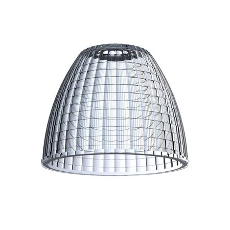 Aperture Wall Light - Jesco Lighting AP12S01CL Pressed Glass Refractor for 12 in. Aperture Pendant or Wall Sconce, Clear