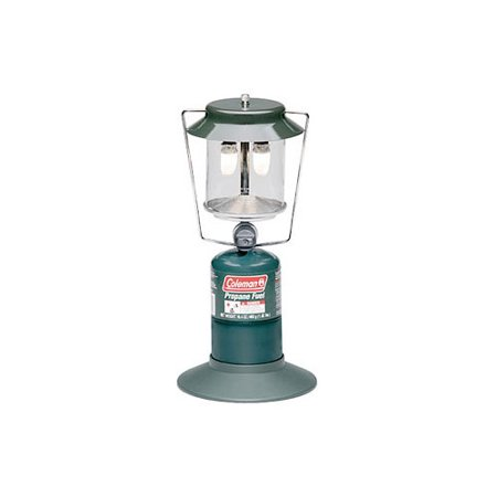 Coleman Two-Mantle Propane Lantern