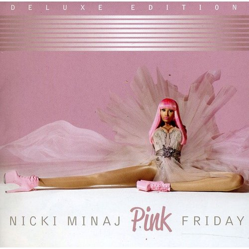 Pink Friday (Deluxe Edition) (Edited)