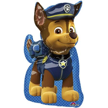 Jumbo Supershape Paw Patrol Character Foil / Mylar Balloon 31