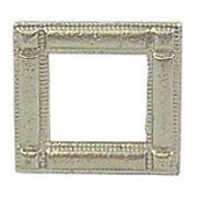 Dollhouse Gold Picture Frame