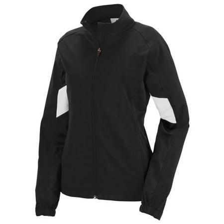 7724 ladies tour de force jacket dark green/black/white - Touring Drystar Jacket