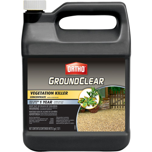 Ortho Groundclear Vegetation Killer Concentrate, 2 gal