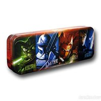 Star Wars Clone Wars Montage Pencil Box