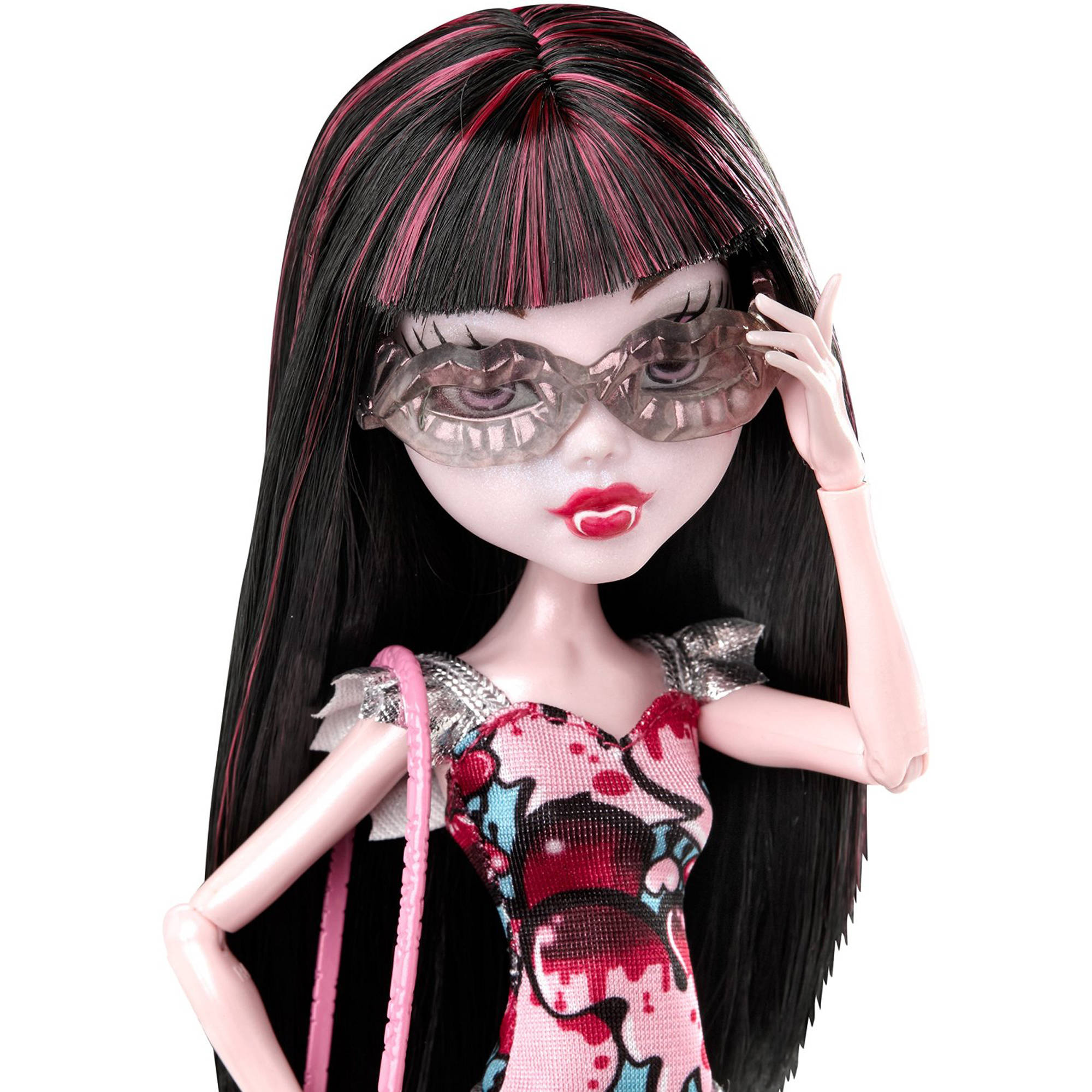 Uncategorized Monster High Draculaura monster high boo york draculaura doll walmart com
