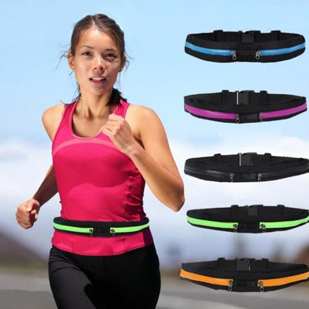 Running Bag Waist Packs: Best Comfortable Unisex Running Belts That Fit All Waist Sizes & All Phone Models. for Running, Workouts, Cycling, Travelling Money Belt & More. Waterproof