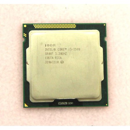 Intel Core i5-2500 SR00T 3.30GHz Processor Socket 1155 (LGA