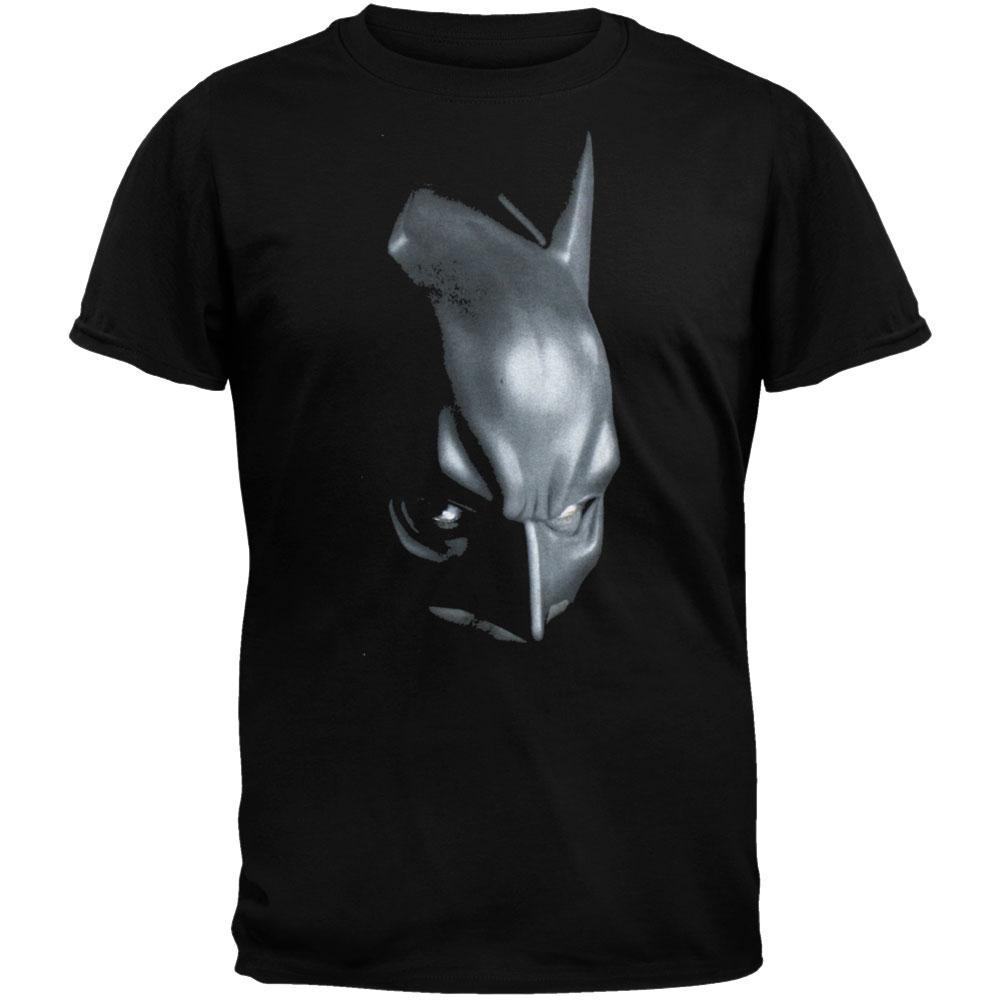 Batman Shadows Adult T-Shirt by