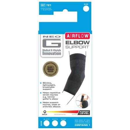d3d27ae5d1f05 Neo G Airflow Elbow Support - Walmart.com
