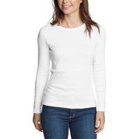 Eddie Bauer Women's Favorite Long-Sleeve Crewneck T-Shirt Plus