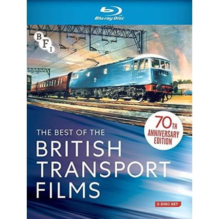 Best Of The British Transport Film: 70th Anniversary Collection
