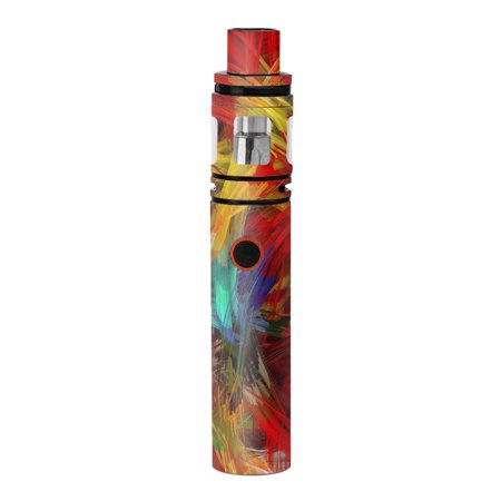 Skins Decals For Smok Stick V8 Pen Vape / Paint Strokes