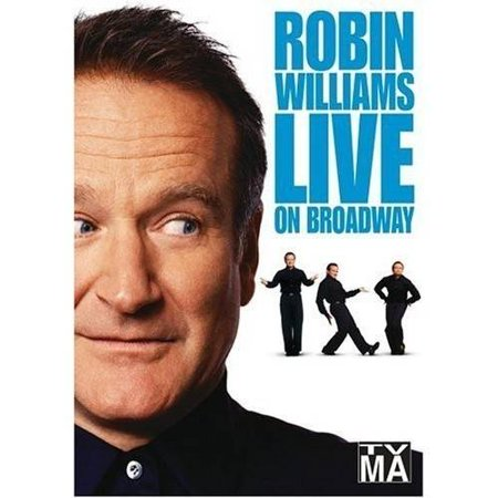 Robin Williams: Live On Broadway (Full Frame)