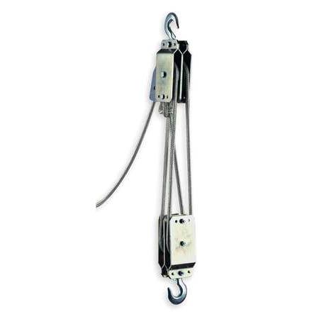 Tuf-Tug TTRH-700 Rope Block and - Tug O War Rope