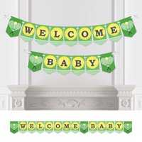 You Got Served - Tennis - Baby Shower Bunting Banner - Tennis Ball Party Decorations - Welcome Baby