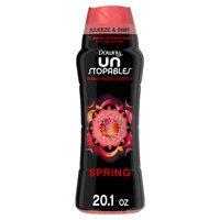 Downy Unstopables, Spring, 20.1 oz In-Wash Scent Booster Beads