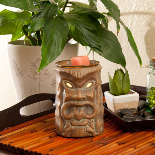 ScentSationals Mini Warmer, Tiki