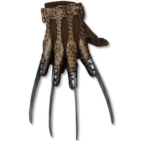 Freddy Krueger Deluxe Adult Glove