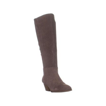 Womens SC35 Izalea2 Heeled Knee High Boots, Mushroom, 6 US (Monster High Ice Skates)