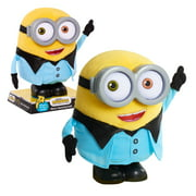 Illumination's Minions: The Rise of Gru Disco Dancing Bob Feature Plush, Plush Simple Feature, Ages 3 Up, by Just Play
