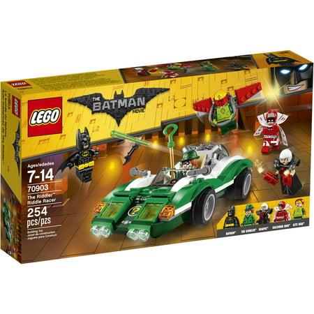 The Lego Batman Movie   The Riddler Riddle Racer  70903