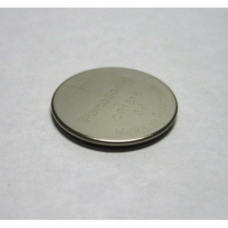 Panasonic CR1616 3V Lithium Button cell Battery x 5 - Cr1616 Button