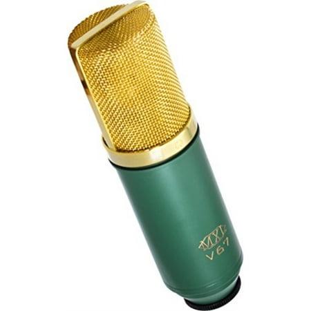 Dynamic Mic Capsule - MXL V67G Large Capsule Condenser Microphone