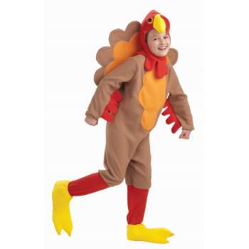 CHILD FLEECE TURKEY-MEDIUM