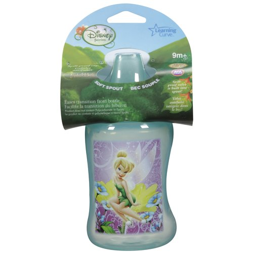 The First Years Disney Fairies 10-oz Spill-Proof Cup