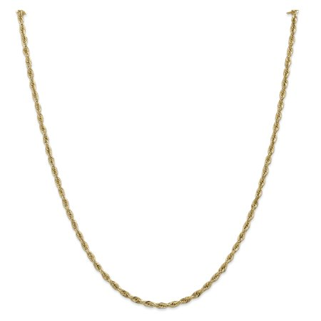 Indian Gold Jewelry - ICE CARATS 14kt Yellow Gold 2.8mm Link Rope Chain Necklace 20 Inch Pendant Charm Fine Jewelry Ideal Gifts For Women Gift Set From Heart