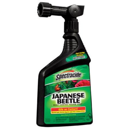 Spectracide HG-96095 Japanese Beetle Killer 32 Oz, Ready To